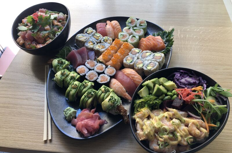 aji sushi aix en provence japonaise