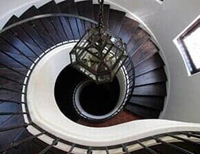 Doors Stairs Millwork Renaissance Design Studio Woodland Hills Ca | Spiral Staircase Los Angeles | Loft | Handrail | 42 Inch | Romantic | Double Spiral
