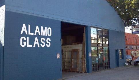 austin texas alamo glass