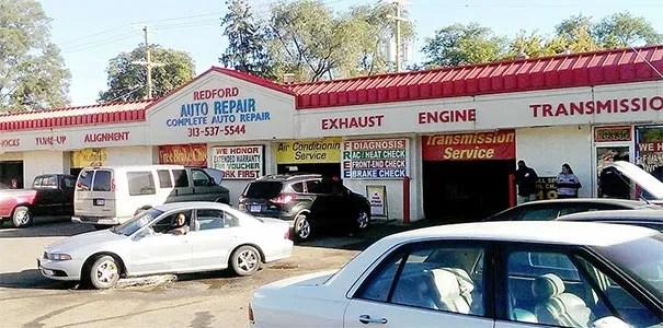 20335 W 8 Mile Location Detroit Mi Redford Auto Repair