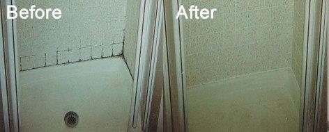 Shower Regrouting Bathtub Refinish Independence MO
