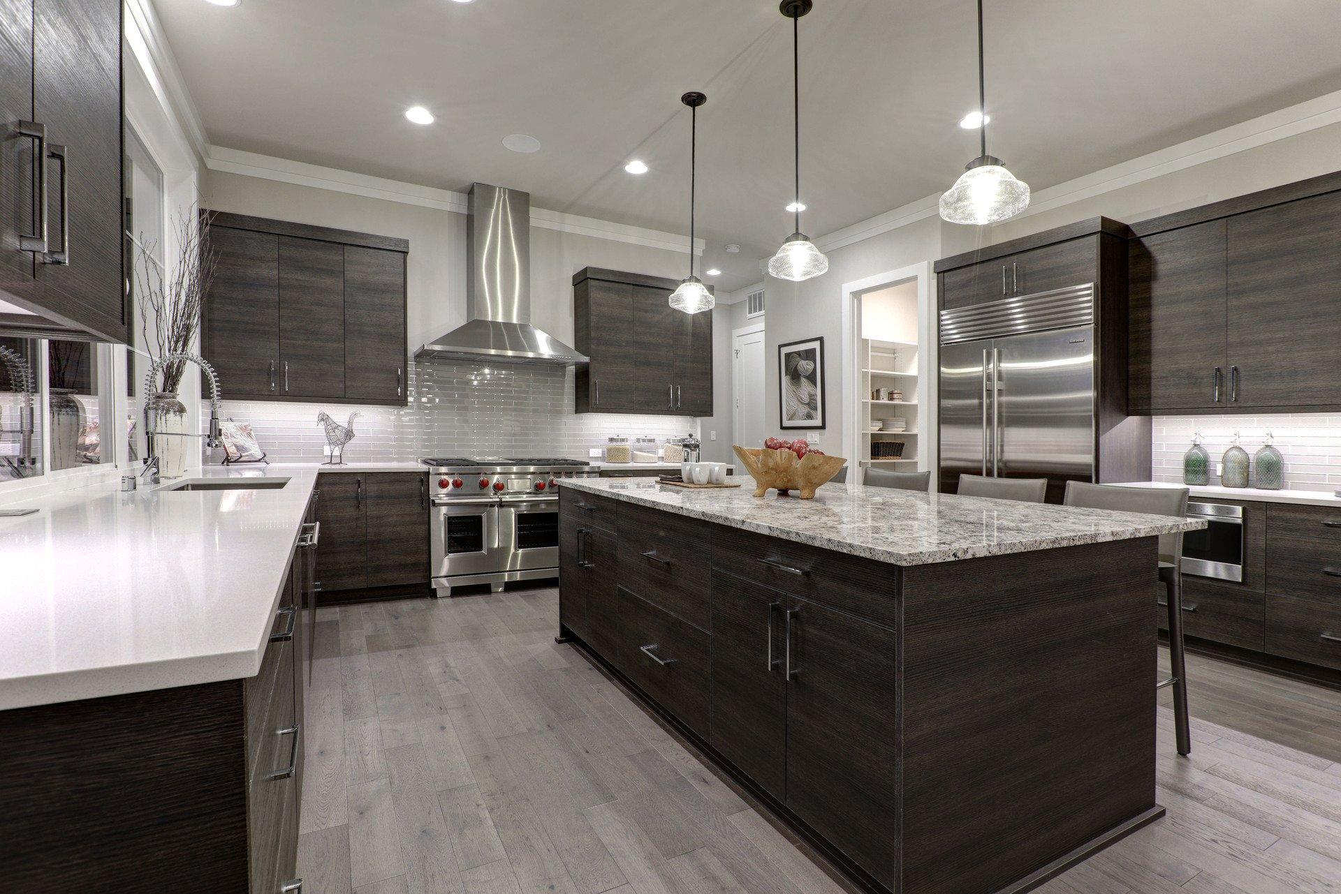in house kitchen design | renovation | dorchester, ma