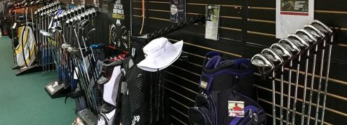 Golf Store   Golf Equipment   Warner Robins GA Fully Stocked Golf Store