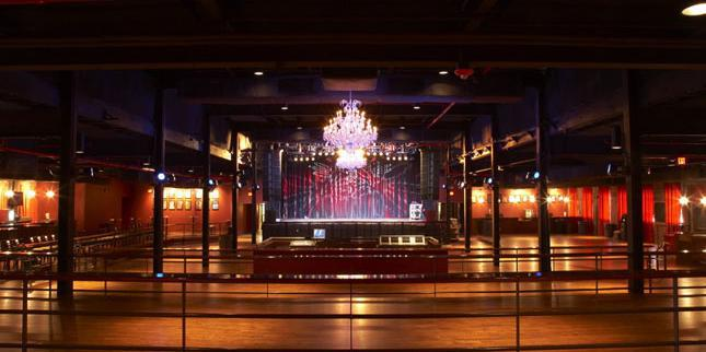 the fillmore charlotte venue