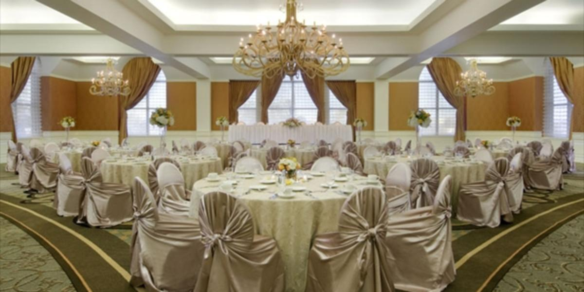 Hilton Houston North Hotel Weddings Get Prices For Wedding Venues