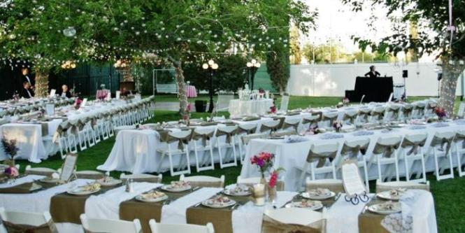 Rustic Chic Wedding Venue In Las Vegas Gl Gardens At Chapel
