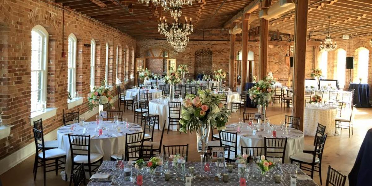 Melrose Knitting Mill At Babylon Weddings Get Prices For Raleigh Triangle Wedding Venues In