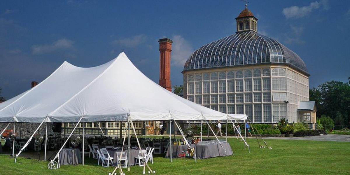 Howard P Rawlings Conservatory Weddings