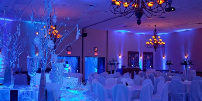 The Grand Harbor Ballroom Wedding Venue Picture 7 Of 8 Provided By