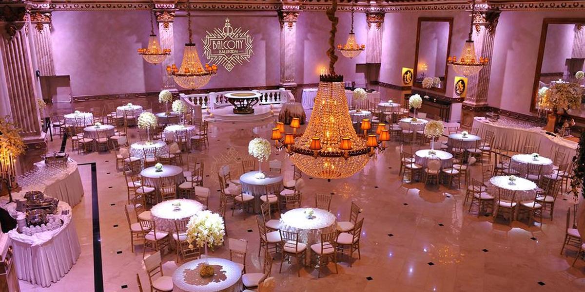 The Balcony Ballroom Weddings Get Prices For Wedding