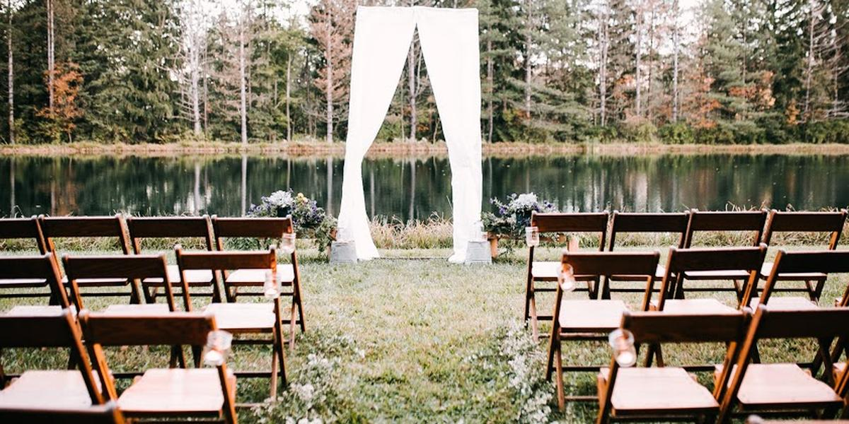 Blue Heron Lake Weddings Get Prices For Wedding Venues