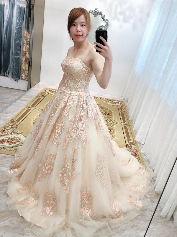 【推薦】高雄婚紗推薦,我的完美婚紗