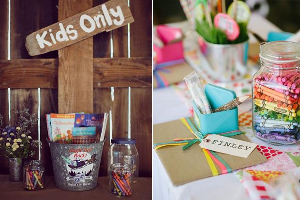 8 Fun Ideas For Kids At Weddings
