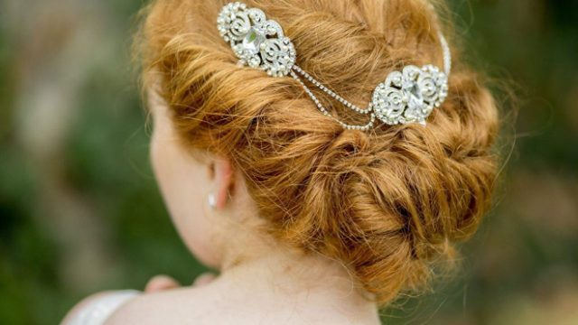 20 stunning bridal hair accessories for 2017 brides