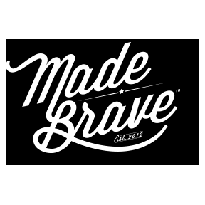 Click on the logo above to visit the MadeBrave website