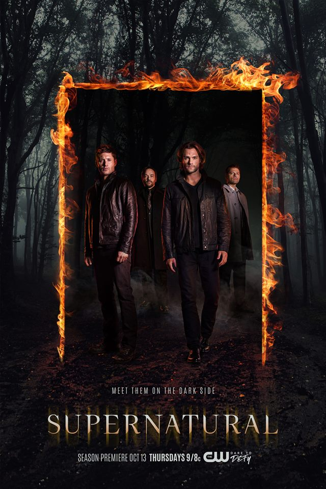 Image result for supernatural poster season 12