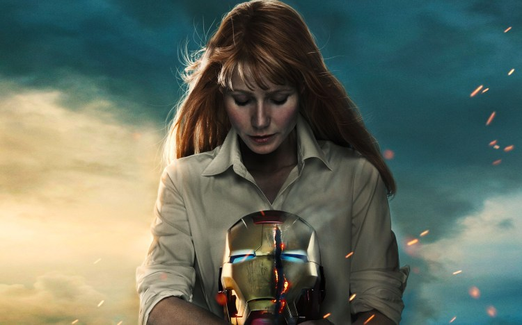 Image result for pepper potts