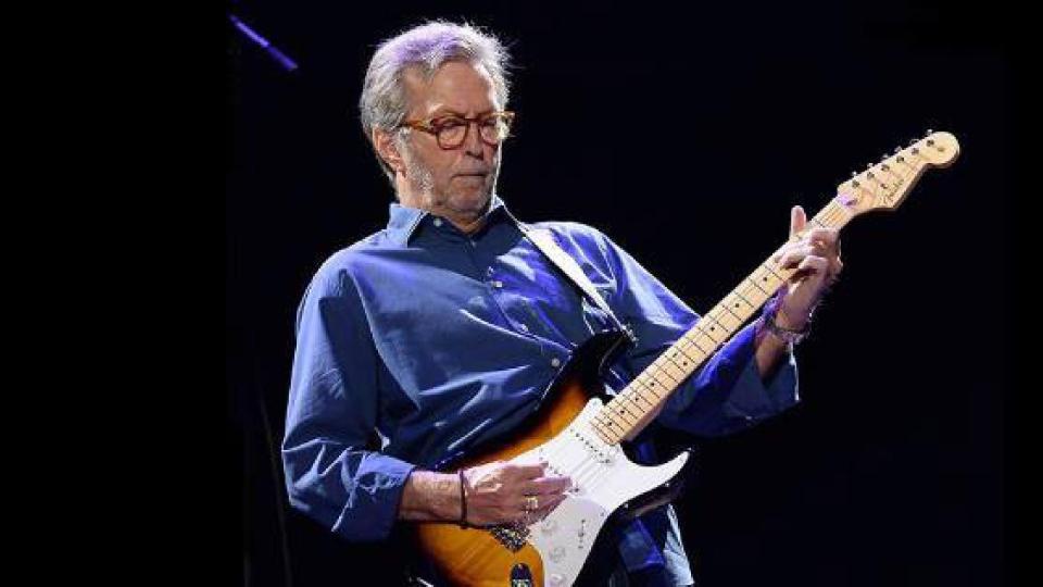 Eric Clapton fechas de gira 2020 2021. Eric Clapton entradas y ...