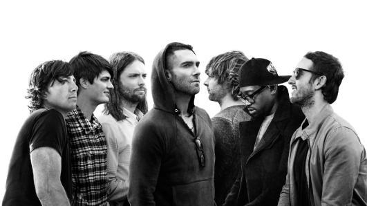 Maroon 5, JORDI - Musicaetv.it