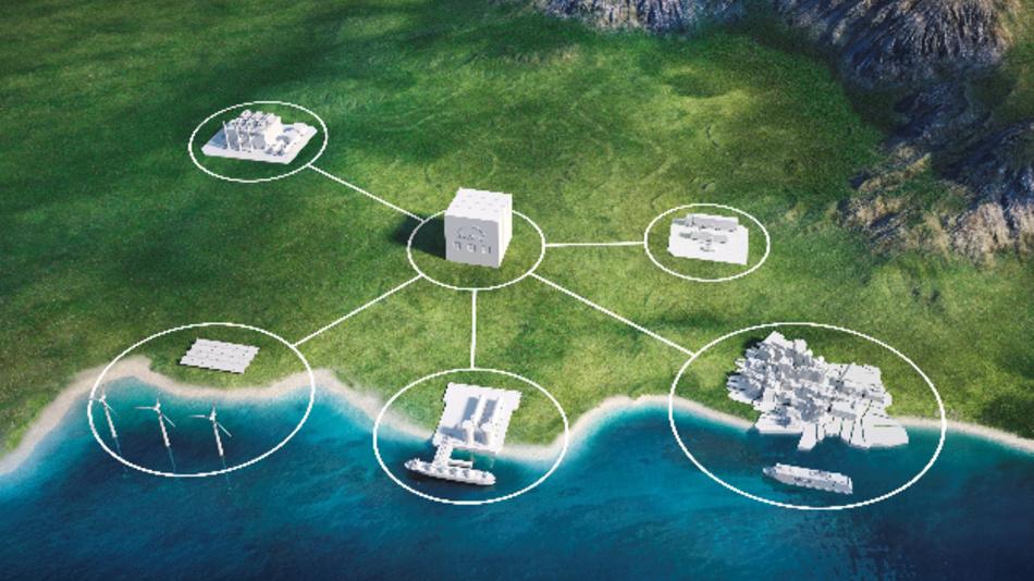 Power-to-Gas kommt: Koexistenz von Batterien und Wasserstoff