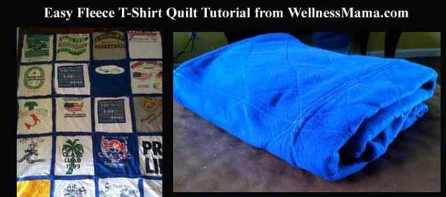 T Shirt Quilt Cost