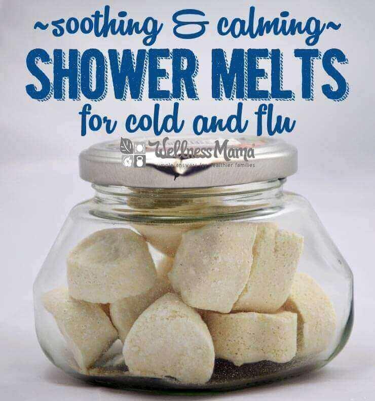 Menthol Shower Tabs