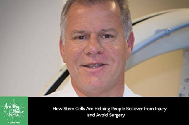 Stem cells and Dr Christopher Centeno
