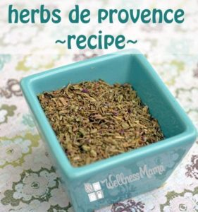 Wellness Mama Herbs de Provence