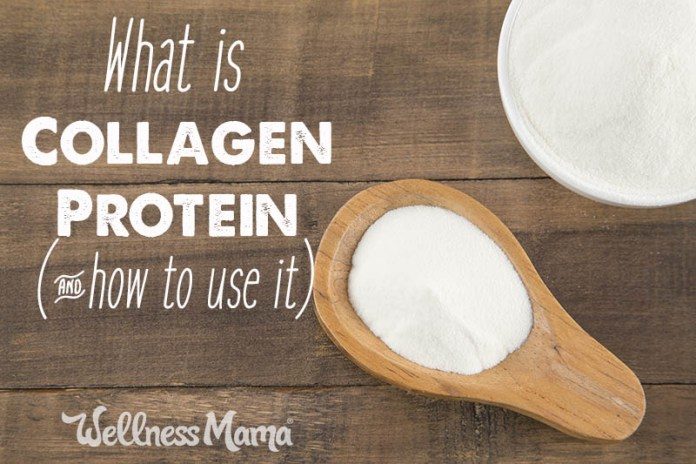 What is collagen protein and how to use it