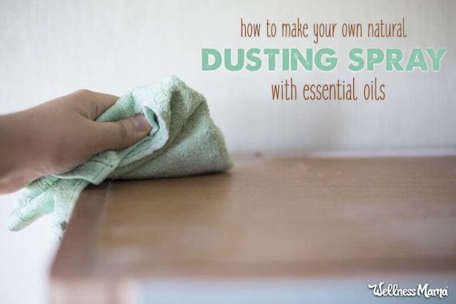 DIY Dusting Spray