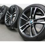 Bmw Summer Wheels 3er Gt F34 19 Zoll 598 M Double Spoke Bicolor