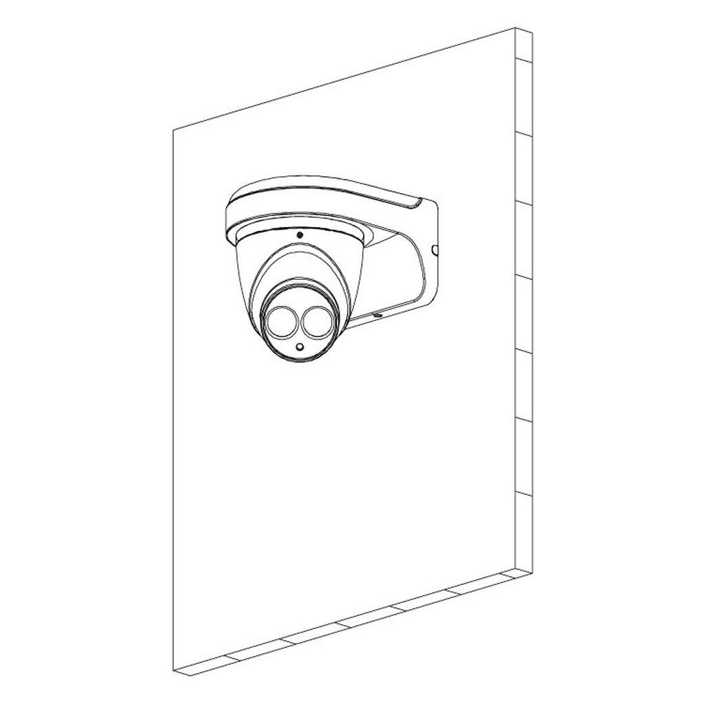 Cam616 2mp Hdcvi Camera Fixed Mini Dome