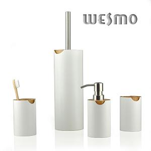 bamboo bathroom accessories - wesmo
