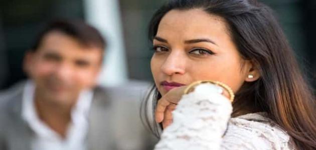 علامات الزوج الذي لا يحب زوجته موسوعة وزي وزي