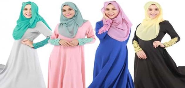 تعرفي على طريقة تنسيق لون الحجاب مع الملابس بـ ٣٠ صورة