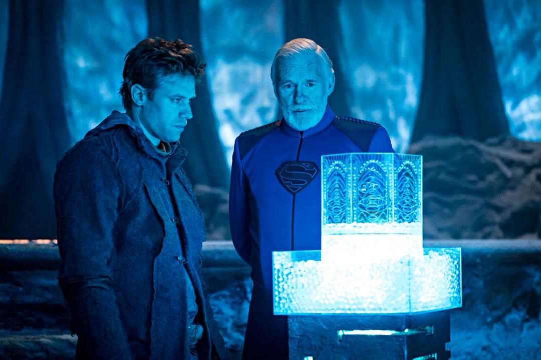 Krypton Episode 7 - Val El and Adam Strange