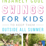 8 Outrageously Cool Swings Hide Outs That Will Keep Your Kids Outside All Summer Long What Moms Love
