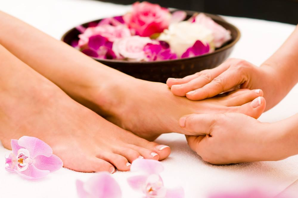 foot massages in Bangalore
