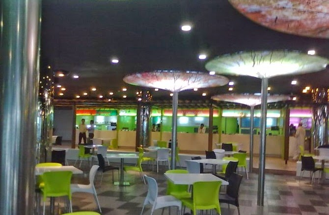 Polynation Food Court: