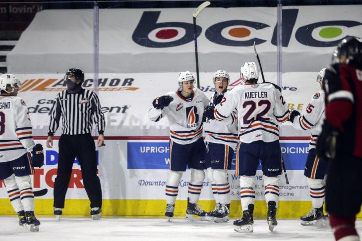 1 Celebrating Levis 1st WHL goal_2691