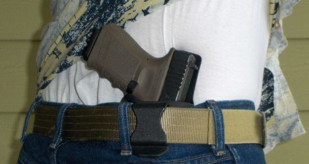 5 Tips For Concealed Carry This Winter
