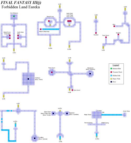 Final Fantasy IIICrystal Tower StrategyWiki The Video
