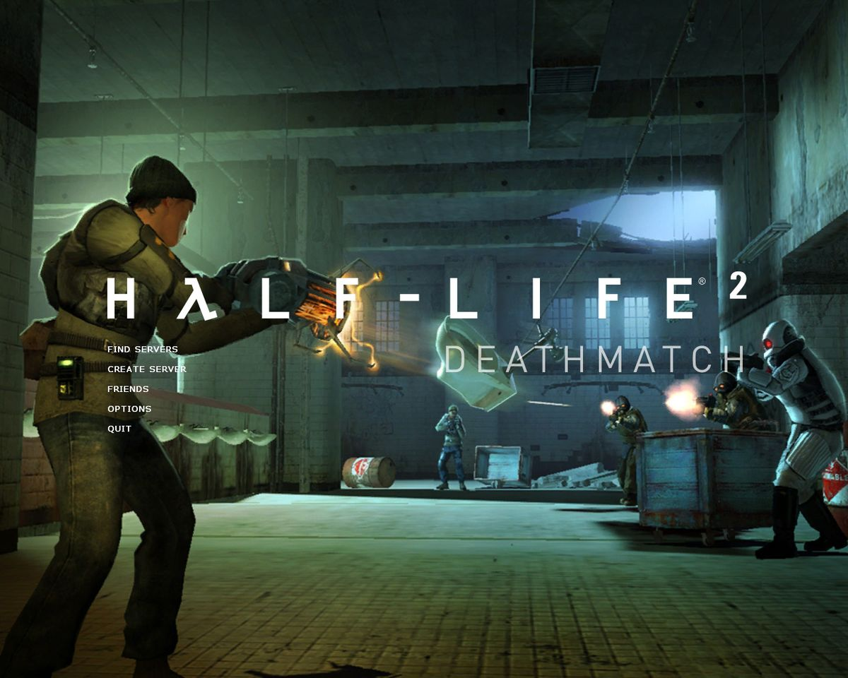 Half Life 2 Deathmatch StrategyWiki The Video Game Walkthrough And Strategy Guide Wiki