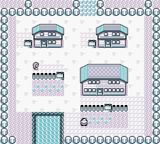 Image result for pokemon red pallet town