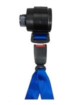 Buy Corbeau 3 Point Retractable Harness Belt 2 Black Bolt In