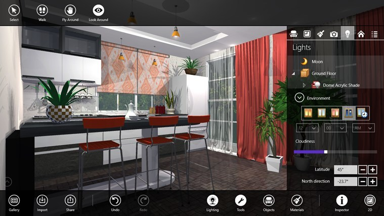 Living room interior design app for Living room design app