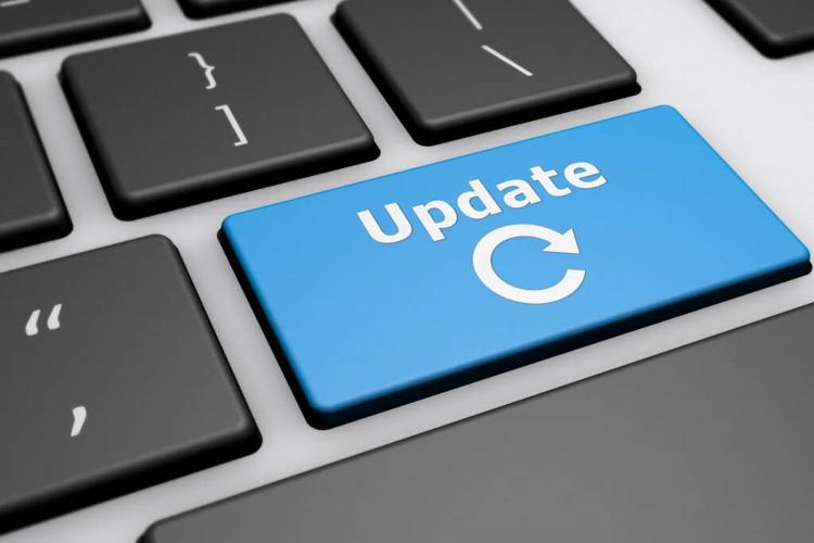 install missing updates