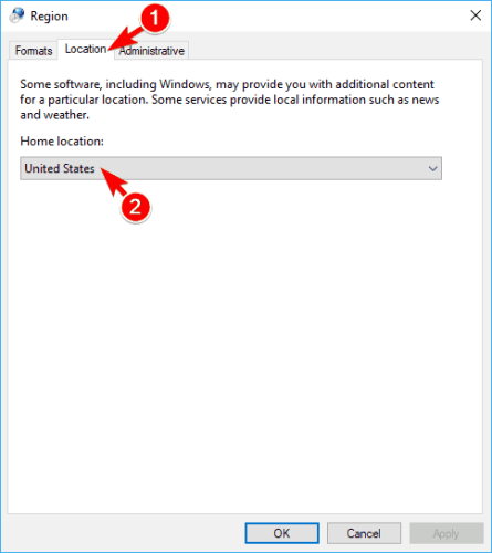 Windows 10 Mail not receiving emails