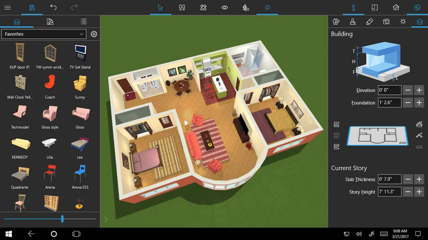 6 Best Interior Design Software For PC: Unleash The Home