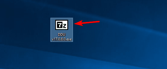 How to use DDU